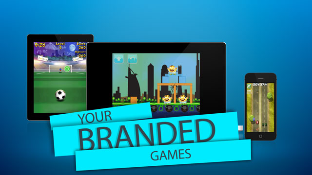 Branded games - Video Production Dubai